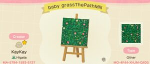 Baby Grass The Path Centre