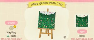 Baby Grass The Path Top